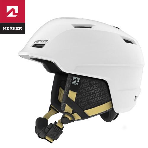 MARKER マーカー 18-19 ヘルメット CONSORT 2.0 WOMEN コンソート 2.0 ウィメンズ (ホワイト) レディース スキー スノーボード 2019 (-):168407 「0604hel」