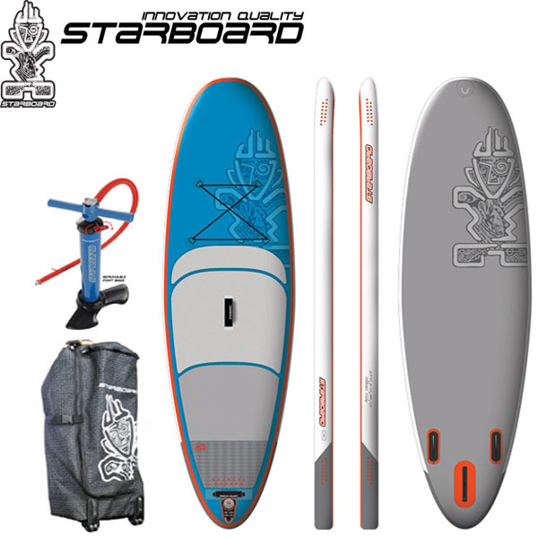 スタンドアップパドルボード SUP インフレータブルボード STARBOARD スターボード 10.0×35 WHOPPER ZEN <送料無料除外品> (oc):