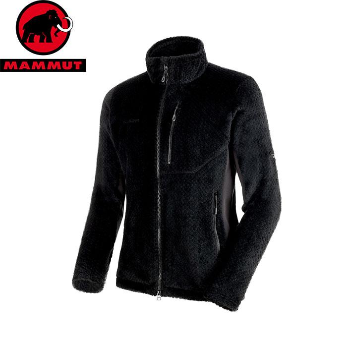MAMMUT マムート GOBLIN Advanced ML Jacket Men ストレッチ フリース ジャケット ミッドレイヤー 2018FW 18-19 (black-phantom):1014-22991