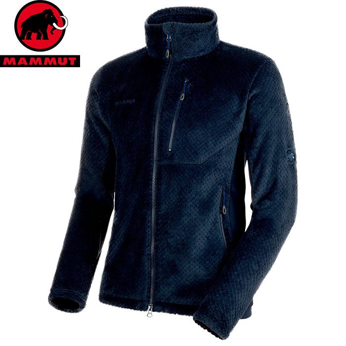 MAMMUT マムート GOBLIN Advanced ML Jacket Men ストレッチ フリース ジャケット ミッドレイヤー 2018FW 18-19 (marine):1014-22991