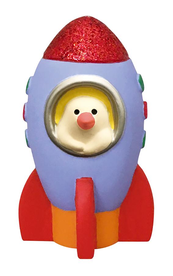 デコレ concombre 七夕2021 decoleコンコンブル七夕2021宇宙の旅猫ロケット文鳥 バースデー 記念日 ギフト 贈物 お勧め 通販 蔵