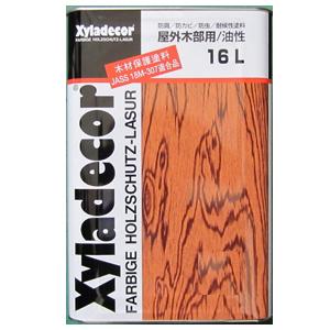 木材保護塗料キシラデコール115スプルース16L