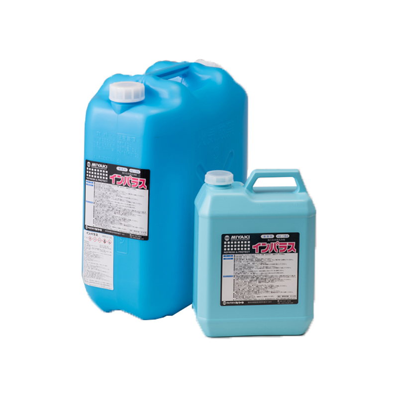インパラス 4L 石材用強力洗浄剤(酸性) 塗料販売