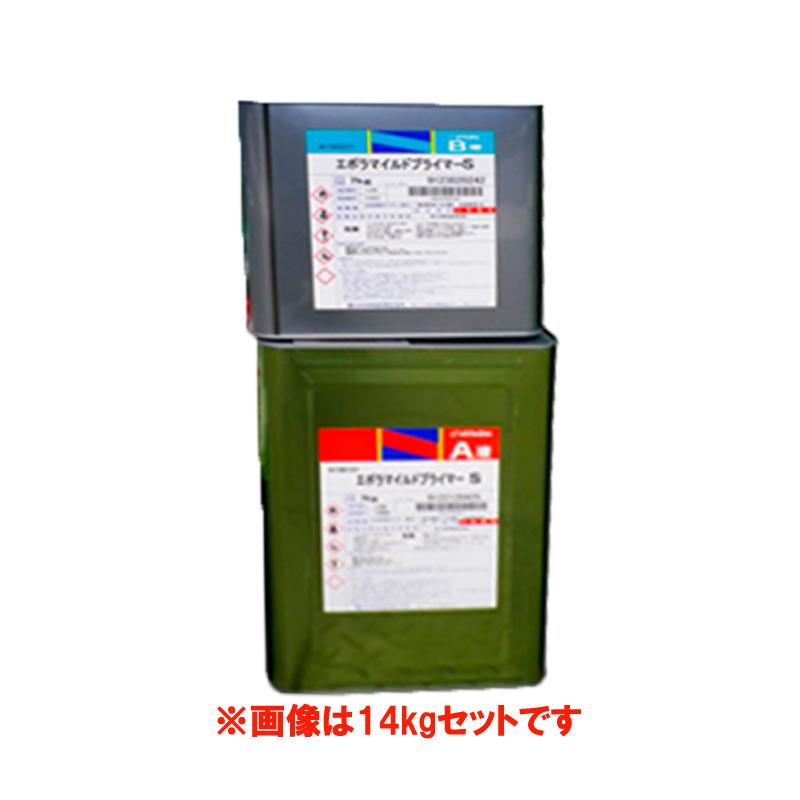 エポラマイルドプライマーS 28kgセット(約186~280平米) 日本特殊塗料 油性 屋根 下塗り剤