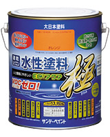 ゼロVOC無臭タイプ 水性ECOアクア 全20色 14L(約134平米分) 塗料販売