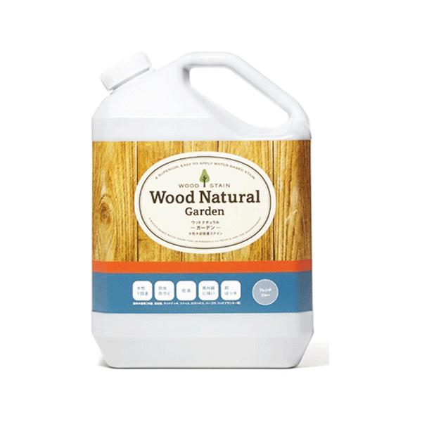 ウッドナチュラル ~ガーデン~ 全8色 3.5kg(約35~44平米分) 木部 屋外用 屋内用 水性ステイン 低臭