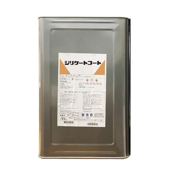 【レビューで300円CP!】シリケートコート 18kg ABC商会 コンクリート表面強化材