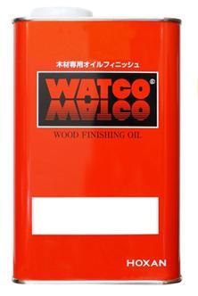 【クーポン配布中】ワトコワックス 全2色 3.6L(約72平米分) WATCO 油性 木部 屋内用 調湿性