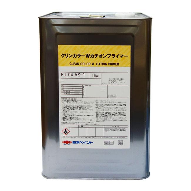 クリンカラーWカチオンプライマー 15kg 塗料販売