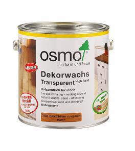 【エントリーでP10倍★】【 おまけ付 】 オスモカラー ウッドワックス 3191アンチックファー 2.5L(約50平米分) オスモ&エーデル 木部 屋内用 自然塗料 赤ちゃん 安全 塗料 おすも OSMO