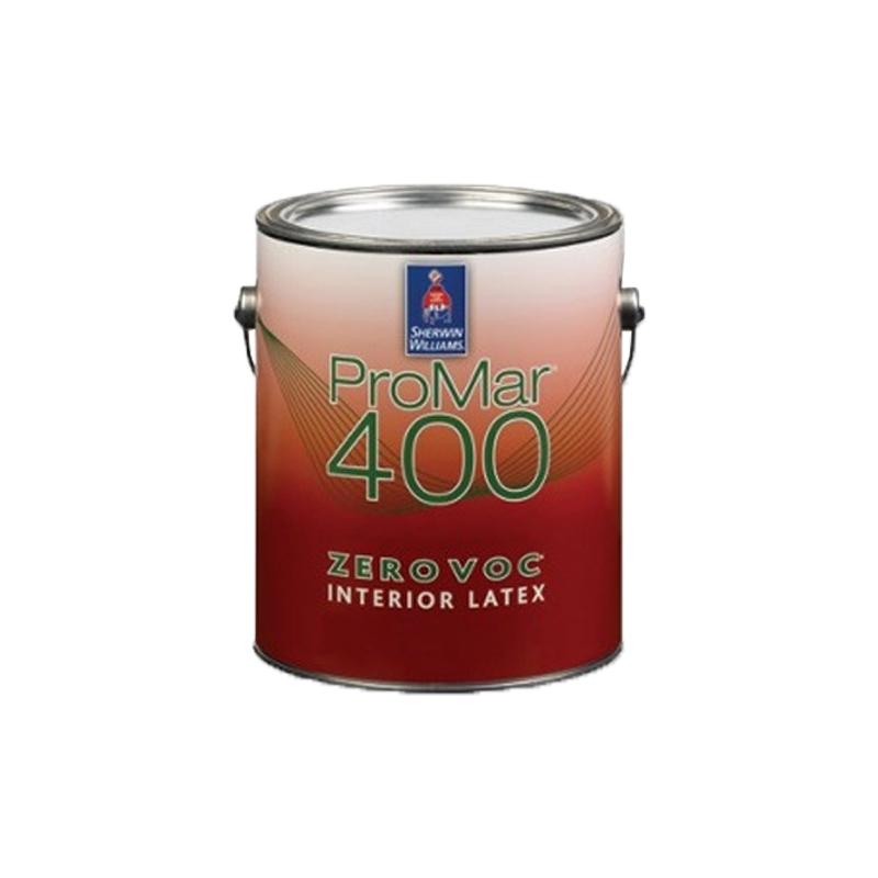 【レビューで300円CP!】プロマー400 ゼロVOC 淡色(ExtraWhiteベース用) 19L(約100平米分) フラット(ツヤけし) シャーウィン・ウィリアムズ 水性 屋内用 低臭水性ペイント 大口対応のインテリアペイント