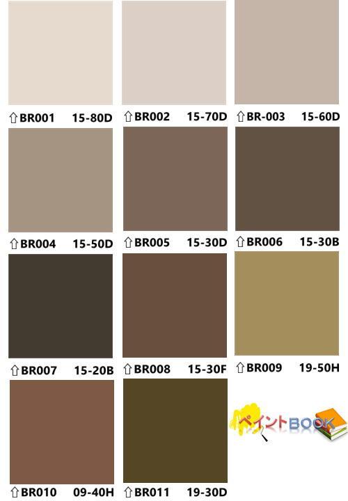 楽天市場】ウレタン塗料【3kg】ブラウン 茶色 DIY 建物 木 鉄 塗装 ...