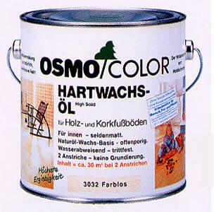 【送料無料】オスモカラー フロアクリアー#3032 2.5L(木材保護塗料内装用)