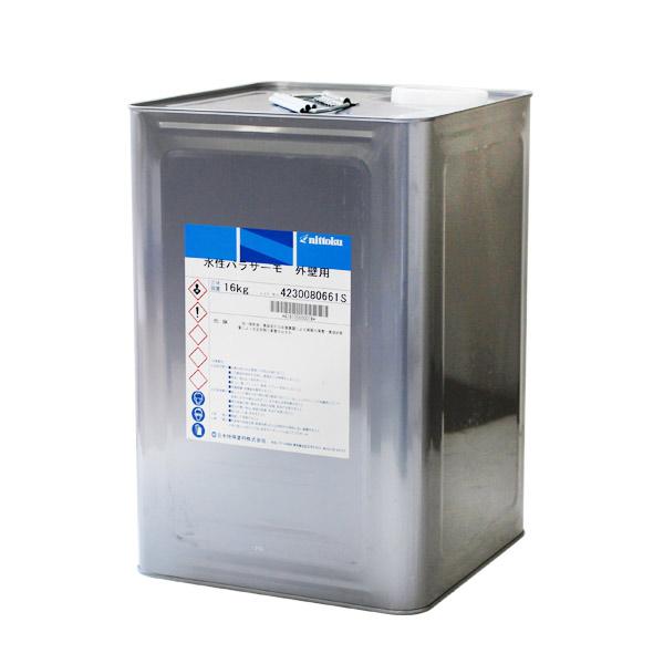 【送料無料】水性パラサーモ外壁用 濃色 16kg(日本特殊塗料/水性1液シリコン樹脂外壁用遮熱塗料)