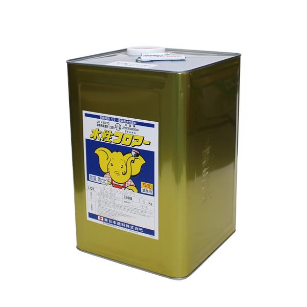 水性フロアー 16kg (東日本塗料/水系カラー防塵床用塗料)