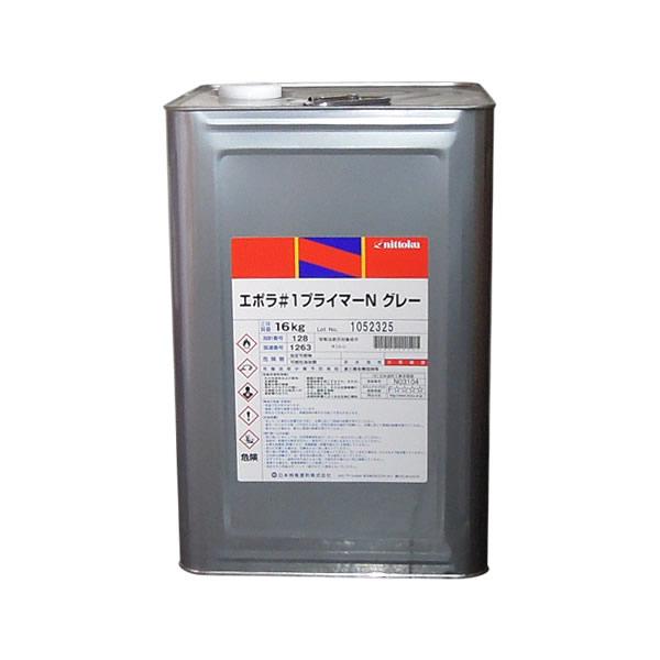 エポラ#1プライマー 1液型 16kg (日本特殊塗料/トタン/鋼板/鉄部/サビ止め/錆び止め)