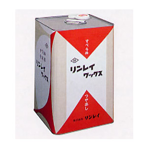 【送料無料】リンレイ 木床用乳化性ワックス WP(半ネリ) 15kg