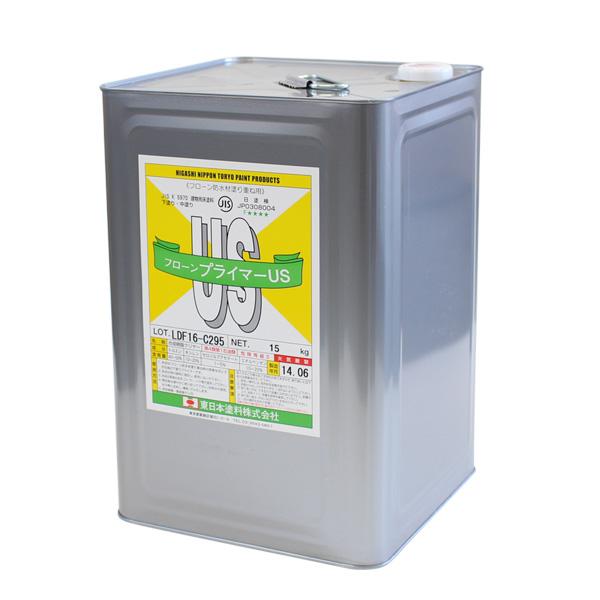 フローンプライマーUS 15kg (東日本塗料/下塗り/一液ウレタン溶剤系プライマー)