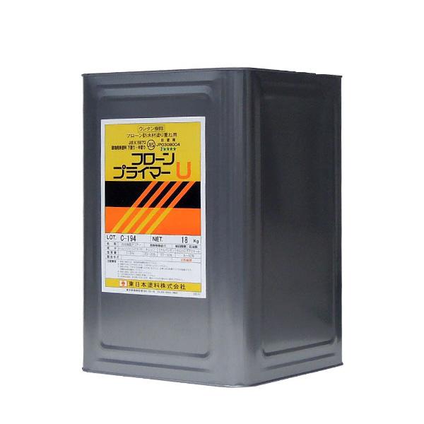 【送料無料】フローンプライマーU 18kg (東日本塗料)