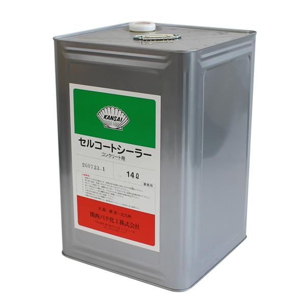セルコート シーラー シート用(水系) 14L (関西パテ化工)