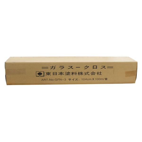 【送料無料】ガラスクロス 100cm×100m (東日本塗料/防水用補強布)