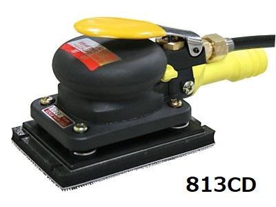 コンパクトツール 吸塵式ミニオービタルサンダー 813CD MPS(マジック)/LPS(糊)