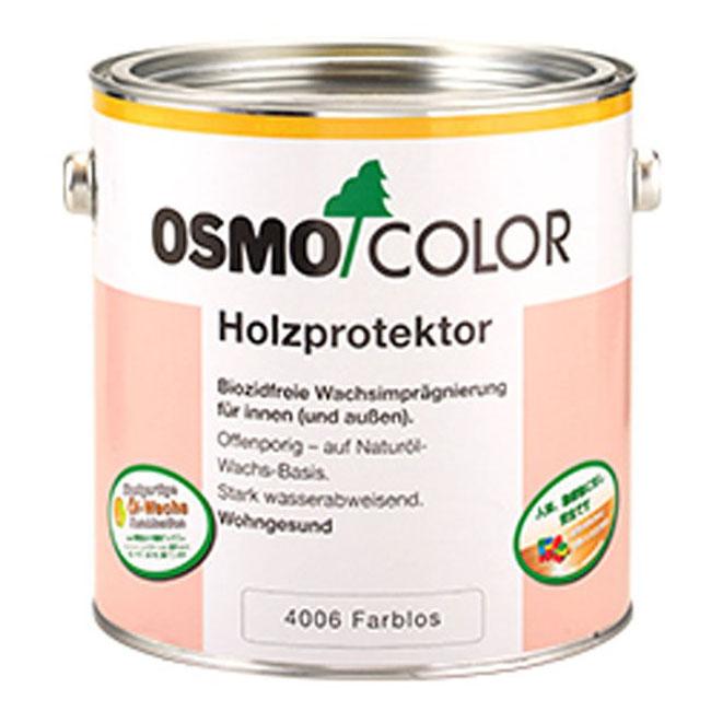 #4006 ウッドプロテクター(下塗り剤)2.5L(缶)【オスモ&エーデル】