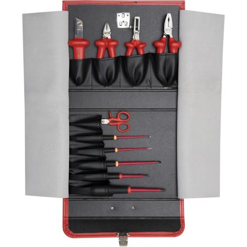 バーコ 1000V絶縁工具セット 10点セット(3045V1)