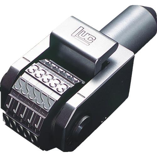 浦谷 手動式ナンバリング刻印4.0mm 5桁(UC40NBK)