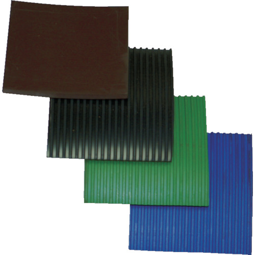 YOTSUGI 耐電ゴム板 茶色  平 3T×1M×1M(YS2310101)