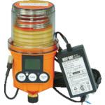 パルサールブ M 125cc DC外部電源型モーター式自動給油機(グリス空)(MSP125MAINVDC)
