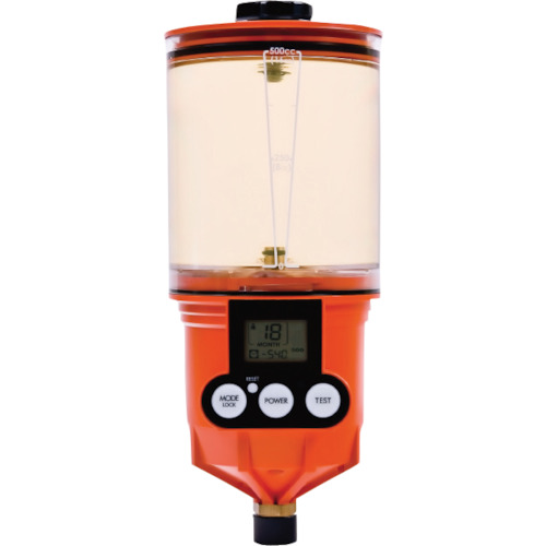 パルサールブ OL 500ccオイルタイプ モーター式自動給油機(空容器)(OL500EMPTY)