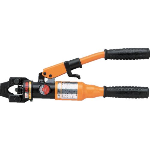 エビ 手動油圧式圧着工具 使用範囲14・22・38・60(AKH60N)