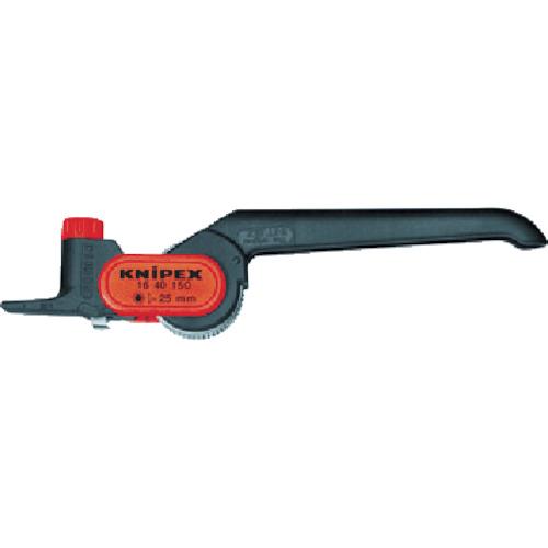 KNIPEX ケーブルストリッパー 150mm(1640150)
