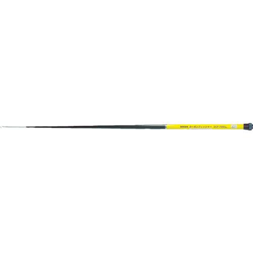 デンサン カーボンフィッシャー7m・ライト付(DCF7000L)