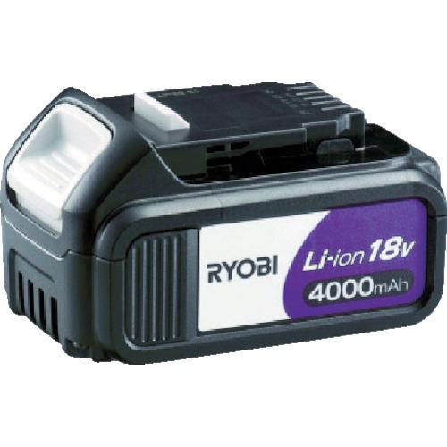 リョービ リチウムイオン電池パック 18V 4000mAh(B1840L)