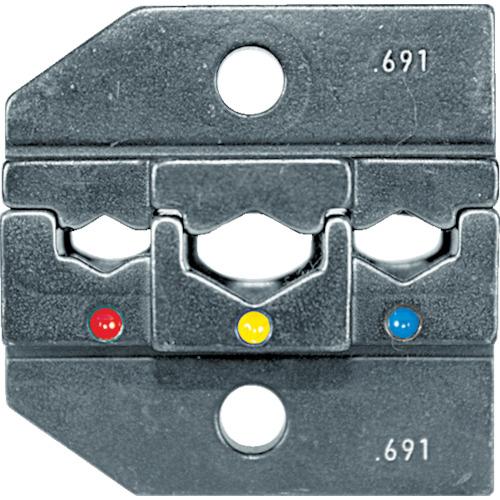 RENNSTEIG 圧着ダイス 624-691 絶縁端子ISO 0.5-6.0(62469130)