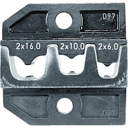 RENNSTEIG 圧着ダイス 624-097 フェルール端子2X6、2X10、(62409730)