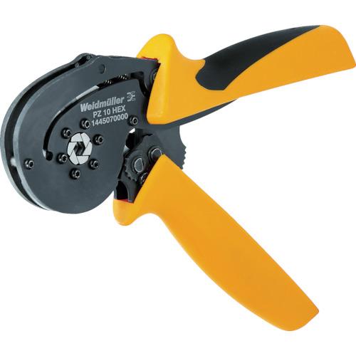 ワイドミュラー 圧着工具 PZ 10 HEX 0.14~10sqmm(1445070000)