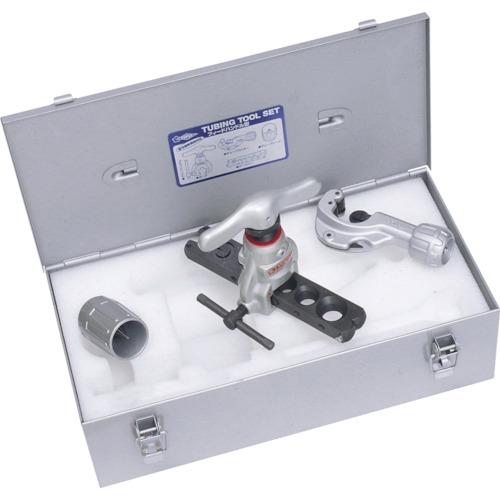 スーパー チュービングツールセット(偏芯式)フィードハンドル型、新冷媒・新規格(TS456WH)
