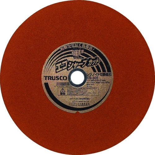 TRUSCO 切断砥石 エコシャープカット 305X2.5X25.4(ES305)