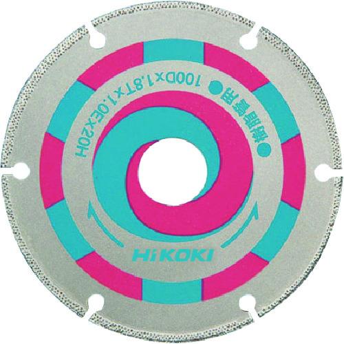 日立 スーパーダイヤモンドカッター 125mmX22 (樹脂管用)(322153)