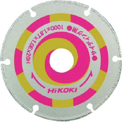 日立 スーパーダイヤモンドカッター 125mmX22 (サイディング用)(322154)