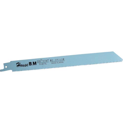 ハウスB.M バイメタルセーバーソー替刃解体プロ用(KBM250)
