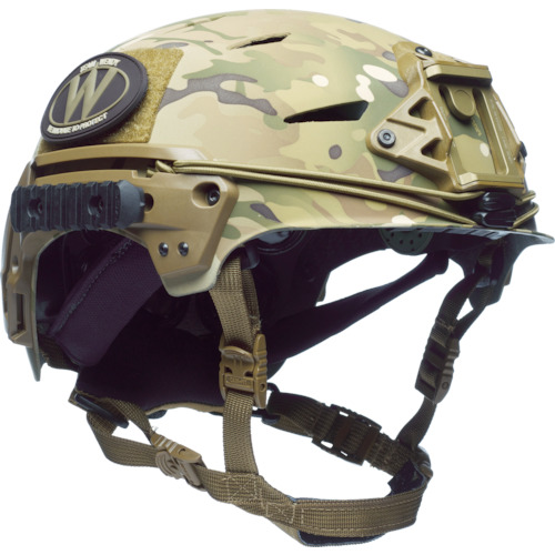 TEAMWENDY Exfil カーボンヘルメット TPUハイブリッドライナー(7141SB31)