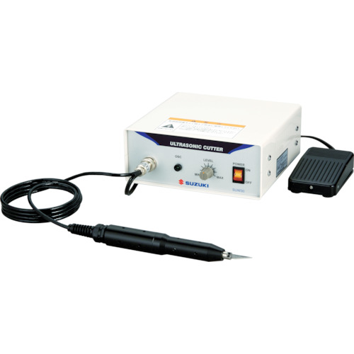 スズキ 超音波カッター (フットスイッチ式)(SUW30CTL)