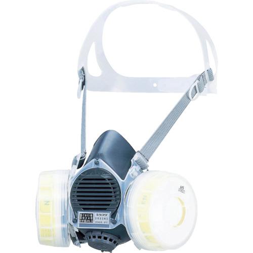 シゲマツ 取替え式防じんマスク(DR80SN3M)