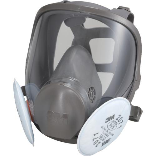 3M 取替式防じんマスク 6000F/2071-RL2 Lサイズ(6000F2071RL2L)
