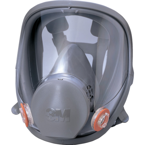 3M 防毒マスク全面形面体 6000F Mサイズ(6000FM)