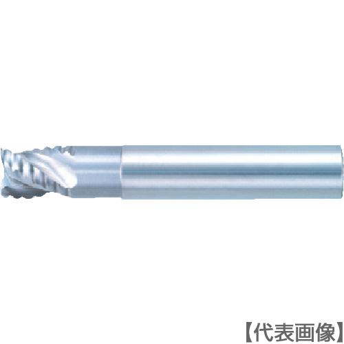 三菱K ALIMASTER超硬ラフィングエンドミル(アルミニウム合金加工用・S)(CSRAD2500)